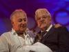 Marco Zurzolo e Giancarlo Giannini al Pomigliano Jazz 2018