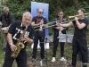 Marco Zurzolo Banda MVMBandita BagnoliVesuvio, Sentiero n. 9 Il Fiume Di LavaPomigliano Jazz Festival XXV EdizioneErcolano
