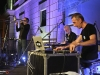 30 Gianluca Petrella, Eivind Aarse, Michele Rabbia - Pomigliano Jazz festival 2017 ph © Titti Fabozzi