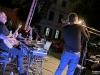 38 Gianluca Petrella, Eivind Aarse, Michele Rabbia - Pomigliano Jazz festival 2017 ph © Titti Fabozzi