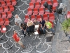 5 Gianluca Petrella, Eivind Aarse, Michele Rabbia - Pomigliano Jazz festival 2017 ph © Titti Fabozzi