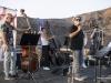 Dave Douglas e Marco Zurzolo Concerto al tramontoPomigliano Jazz in Campania 21Cratere del Vesuvio