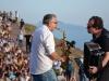 Richard Galliano solo Cratere del Vesuvio, Napoli Pomigliano Jazz Festival