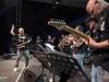 Dave Douglas e Marco Zurzolo Banda MVMPomigliano Jazz in Campania 21Parco Pubblico