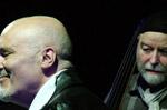aldo romano ed henri texier (pomigliano jazz festival 2004)