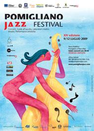 Manifesto Pomigliano Jazz Festival 2009
