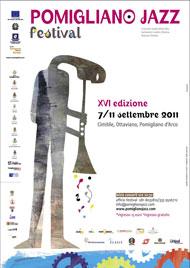 Manifesto Pomigliano Jazz Festival 2011