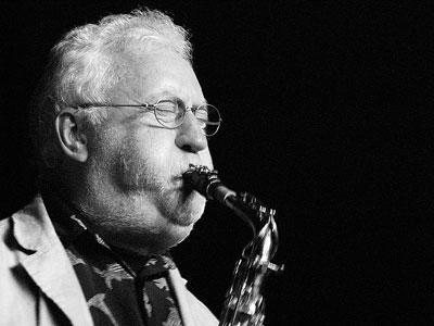Il leggendario sassofonista Lee Konitz