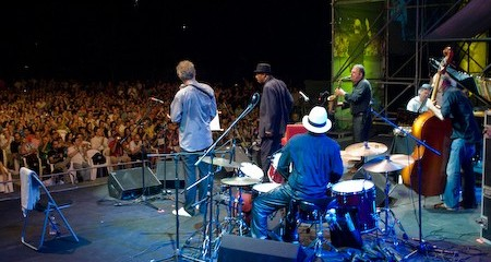Festival 2010 | Le foto di Archie Shepp quartet