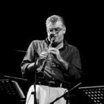 Daniele D'Agaro al clarinetto