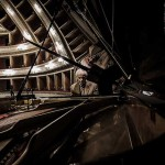 Franco D'andrea al pianoforte (ph Roberto Cifarelli)