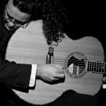 Enrico Merlin alla chitarra classica