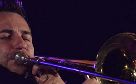 Alessandro Tedesco: trombonista Jazz dall'anima Rock