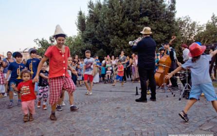 Gli alberi di Pinocchio Jazz in scena all'Orto Botanico di Napoli