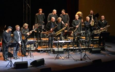 Le foto dell'ONJ al Teatro Mediterraneo di Napoli
