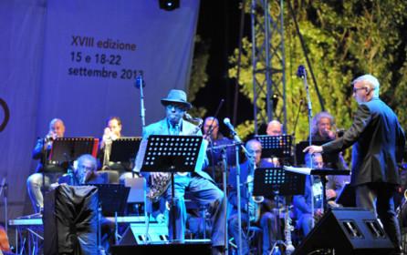 Su Radio3 il concerto di Archie Shepp con l'Orchestra Napoletana di Jazz al Festival 2013