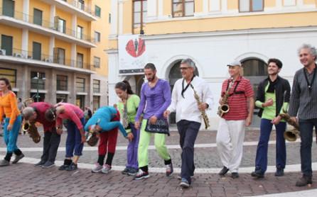 Campanian Dance Road – Napoli 13 Novembre