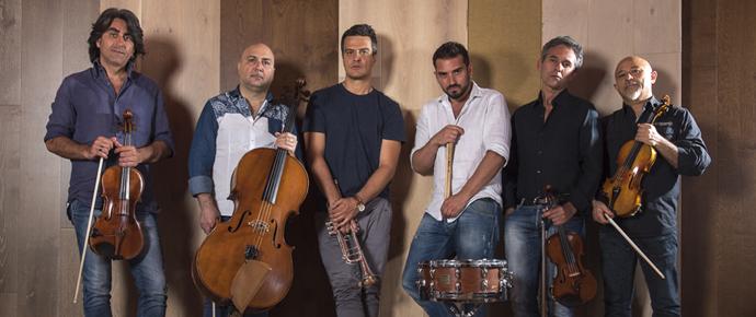 Solis string quartet Aquino Brugnano