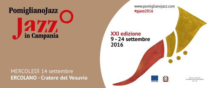 Pomigliano jazz programma 14 settembre