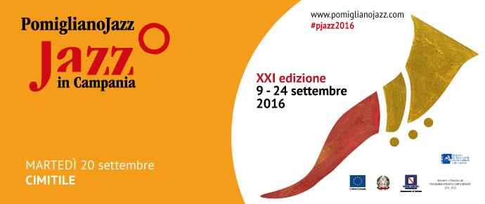 Programma Pomigliano Jazz 20 settembre Cimitile