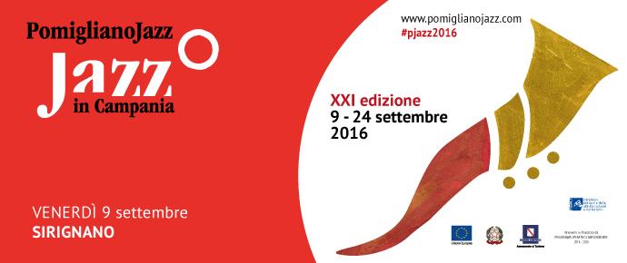Programma pomigliano jazz 9 settembre Sirignano