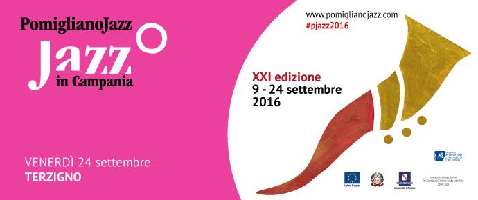Programma Pomigliano Jazz 24 settembre