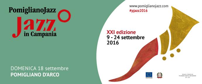 Programma Pomigliano Jazz 18 settembre