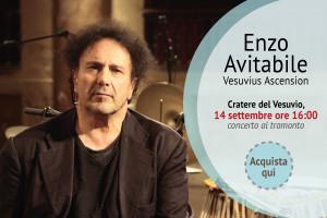 Avitabile 14 settembre Vesuvio Pomigliano Jazz