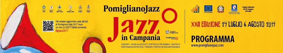 programma pomigliano jazz in campania 2016