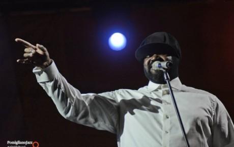 Le foto del concerto di Gregory Porter ad Avella