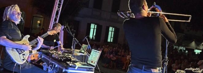 Le foto del concerto di Petrella, Aarset e Rabbia a Sirignano