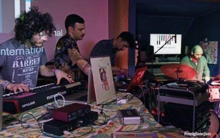 Le foto dei R.A.M. allo Spazio Musica di Pomigliano d'Arco