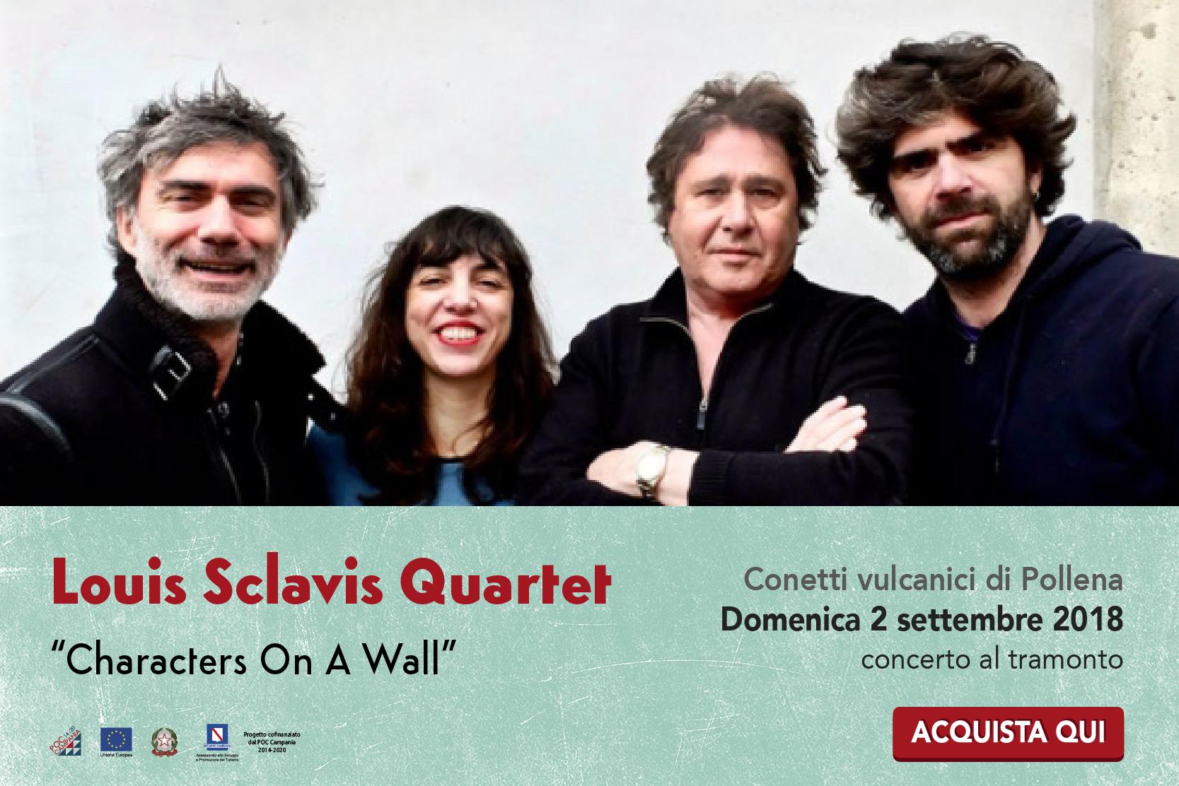 Sclavis-quartet