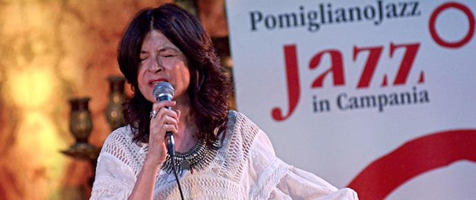 Maria Pia de Vito Pomigliano jazz