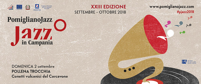 2 settembre 2018 pomigliano jazz