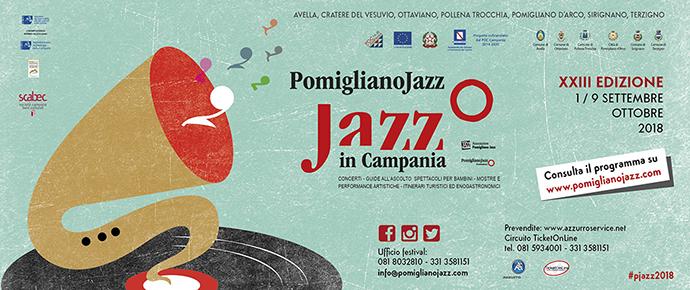 Pomigliano jazz 2018