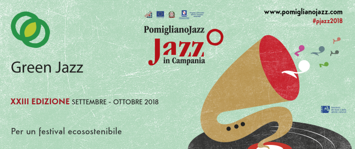 green jazz pomigliano jazz 2018