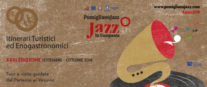 itinerari turistici ed enograstornomici pomigliano jazz 2018