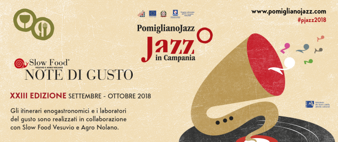 note di gusto pomigliano jazz 2018