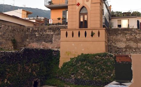 Le foto della visita al Palazzo Caravita di Sirignano