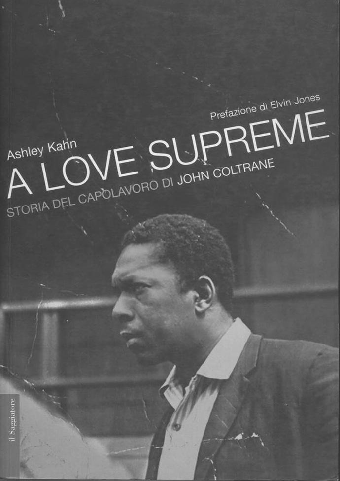 Ashely Kahn Coltrane pjazz