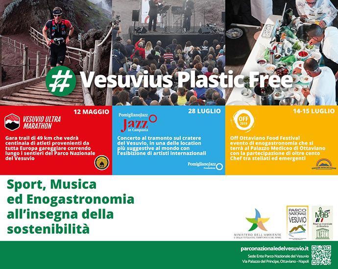 vesuvius plastic free 3 manifestazioni