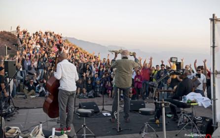 Le foto del concerto di Charles Lloyd sul Vesuvio