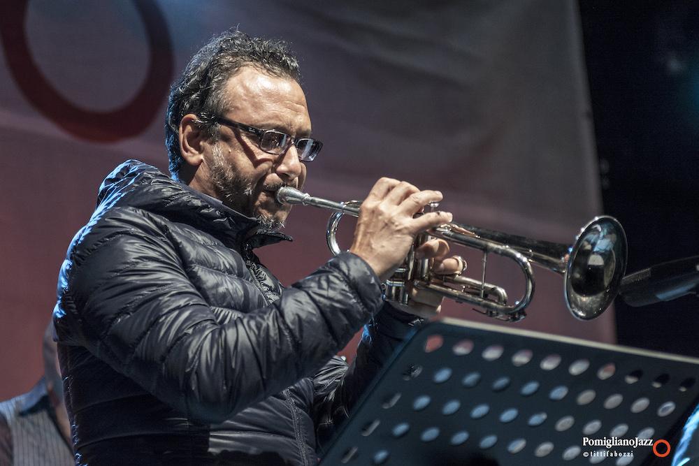 Aldo Bassi Pomigliano Jazz Festival 2016 Parco delle Acque Pomigliano D'Arco
