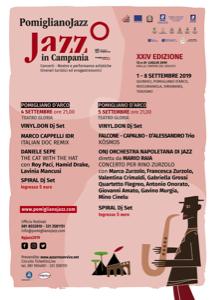 Programma Pomigliano jazz 2018