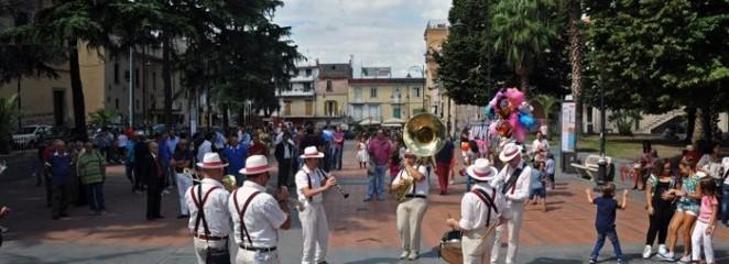 Festival 2013, le foto della Salerno Street Parade